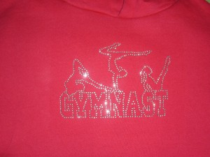 3 Gymnasts bling