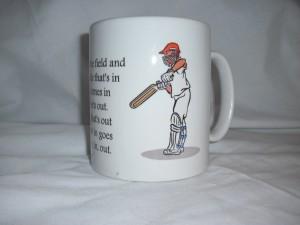 Cricket Mug 2