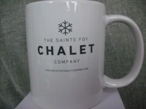 Santa Foy Mug